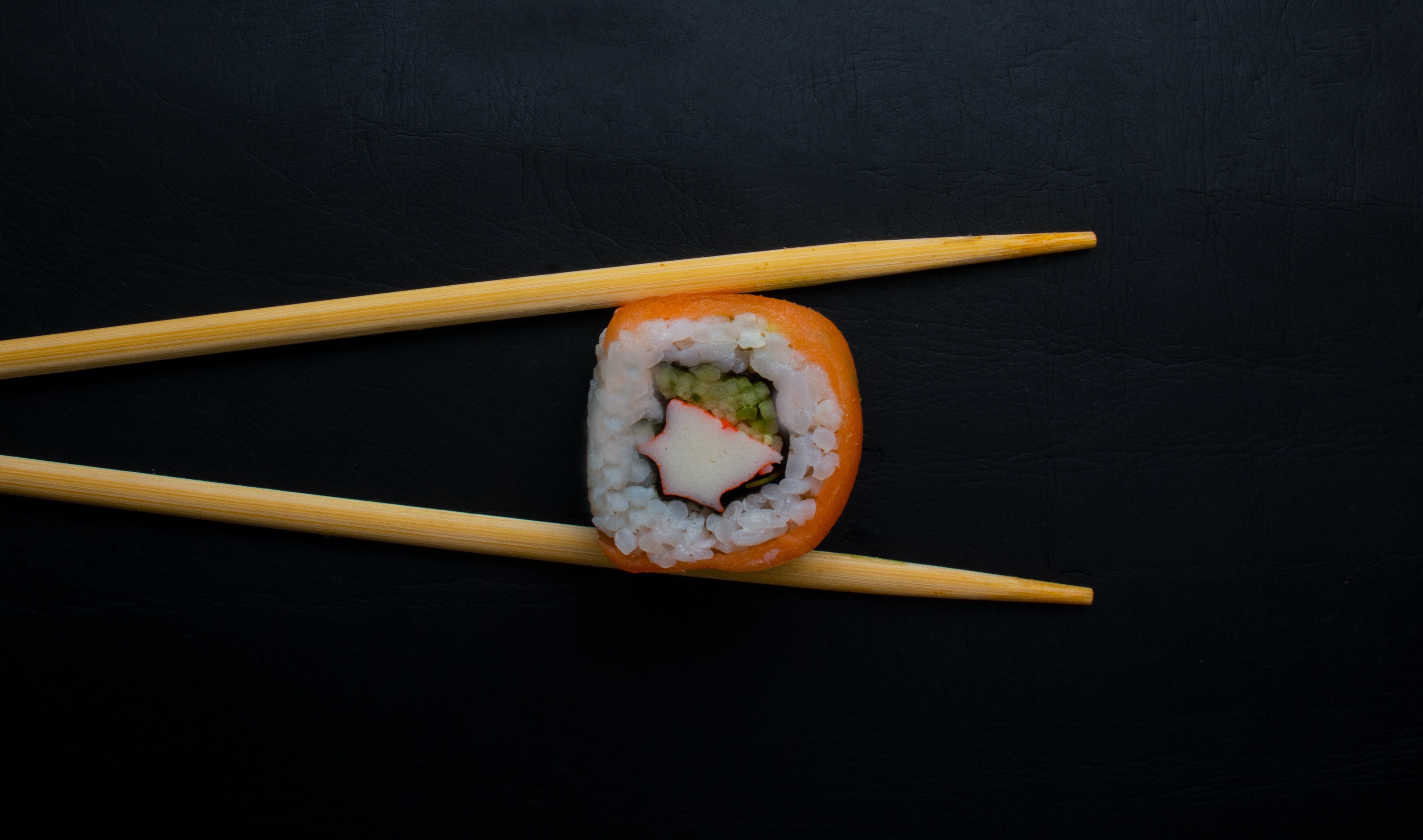 Super lækker sushi